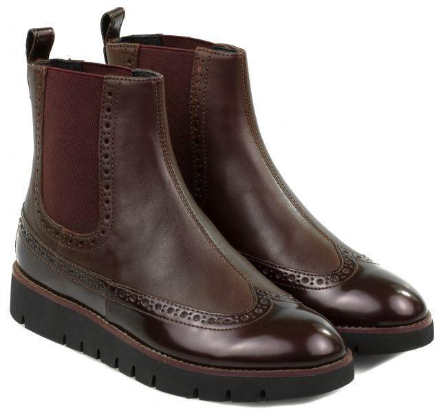 Купить Ботинки женские Geox BLENDA XW2979, Бордовый
