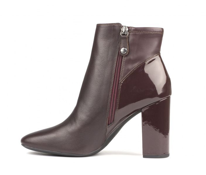 Ботинки для женщин Geox N.SYMPHONY XW3003 примерка, 2017