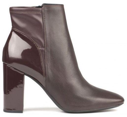 Ботинки для женщин Geox N.SYMPHONY XW3003 размерная сетка обуви, 2017