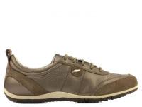 Полуботинки для женщин Geox D VEGA A - PEARL.DLV.GOA+SUEDE D3209A-0TQ22-C6029 цена обуви, 2017