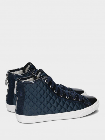 Ботинки для женщин Geox D N.CLUB A - NYLON+MET.SYN.PAT D4258A-0FUHI-C4002 продажа, 2017