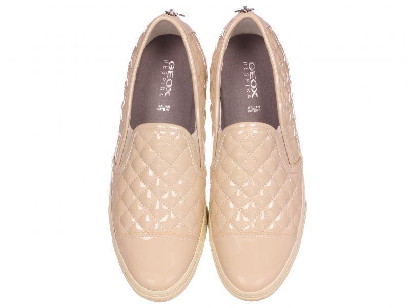 Cлипоны женские Geox D N.CLUB C - SYNT.PAT XW3042 цена обуви, 2017
