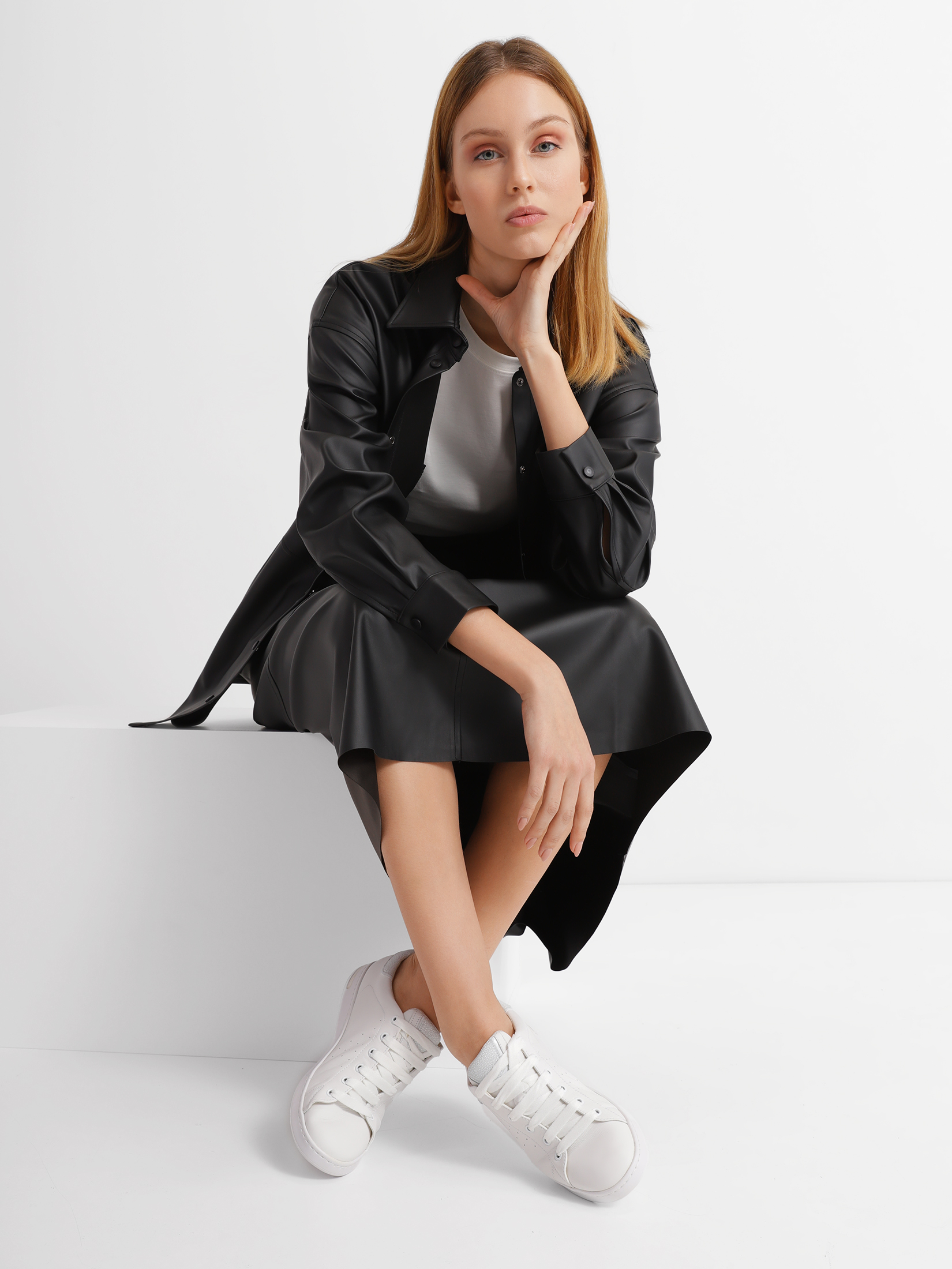 Кроссовки для женщин Geox D JAYSEN A - NAPPA XW3052 купить, 2017