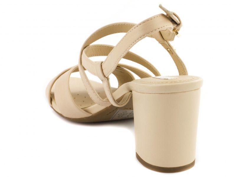 Босоножки для женщин Geox D NESA C - NAPPA GOAT LEA XW3058 размерная сетка обуви, 2017