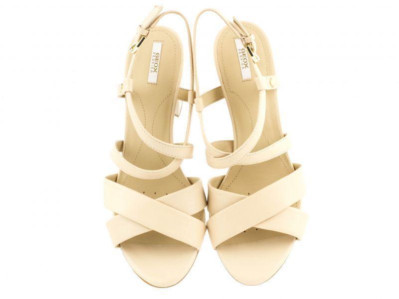 Босоножки для женщин Geox D NESA C - NAPPA GOAT LEA XW3058 брендовая обувь, 2017