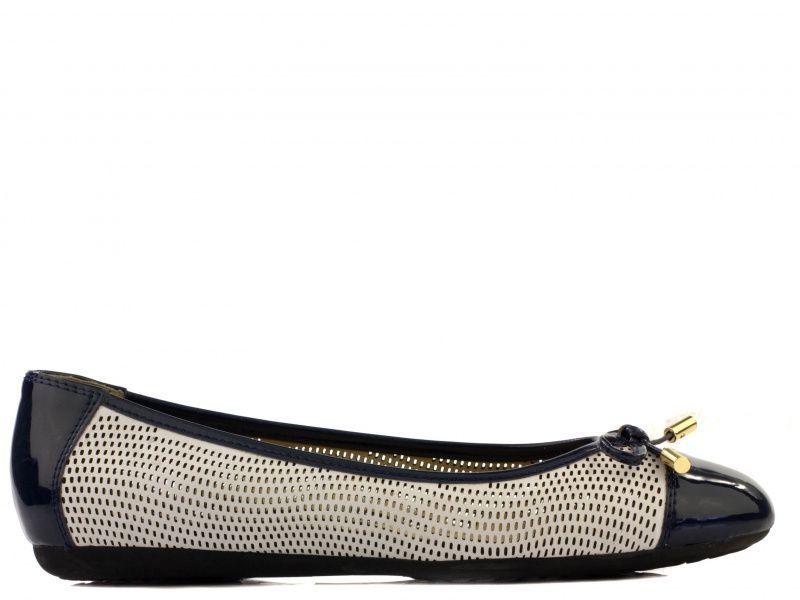 Балетки для женщин Geox D LOLA A - GEOBUCK+GBK PAT XW3062 размерная сетка обуви, 2017