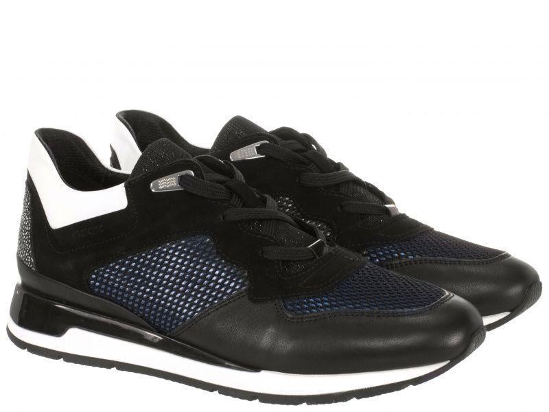 Кроссовки для женщин Geox D SHAHIRA B - SUEDE+SHI.MESH D62N1B-022GN-C9999 фото, купить, 2017