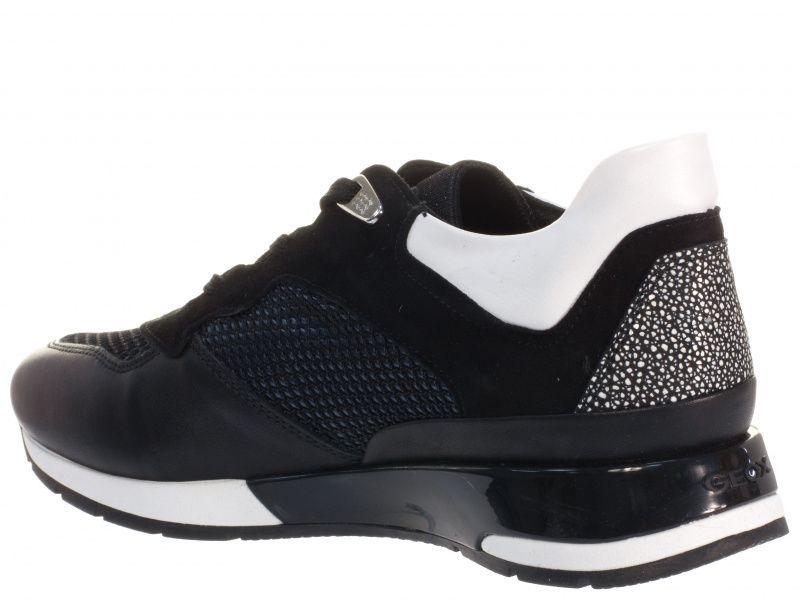 Кроссовки для женщин Geox D SHAHIRA B - SUEDE+SHI.MESH XW3063 примерка, 2017