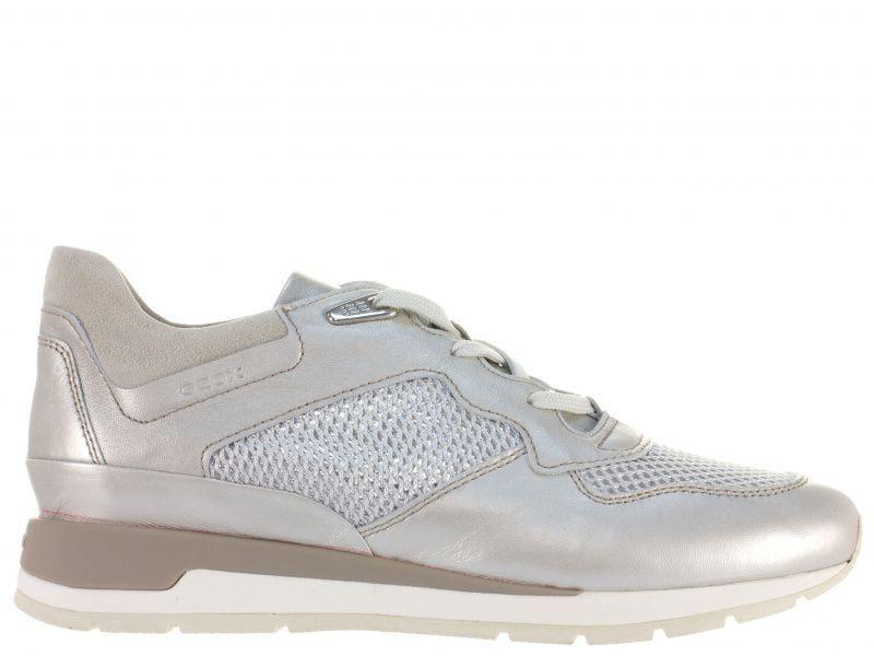 Кроссовки для женщин Geox D SHAHIRA B - PRL.GOA+SHI.MESH D62N1B-0BVGN-C2228 модные, 2017