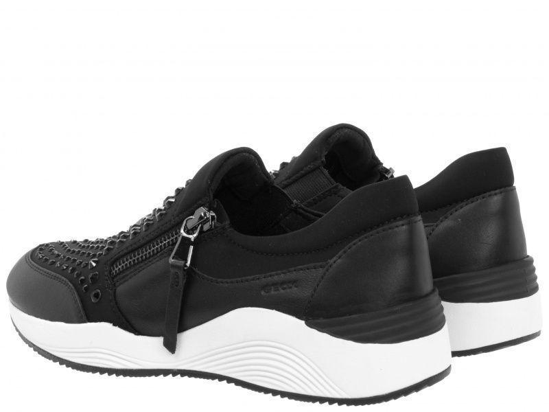 Полуботинки для женщин Geox D OMAYA C - ELAST+NAP COW LEA XW3070 обувь  бренда a6d53ea2fa4