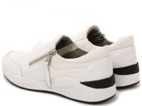 Полуботинки для женщин Geox D OMAYA C - ELAST+NAP COW LEA D640SC-01585-C1000 цена обуви, 2017