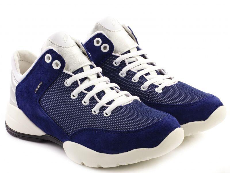 Кроссовки для женщин Geox D SFINGE A - NET+GOAT SUEDE XW3078 брендовая обувь, 2017