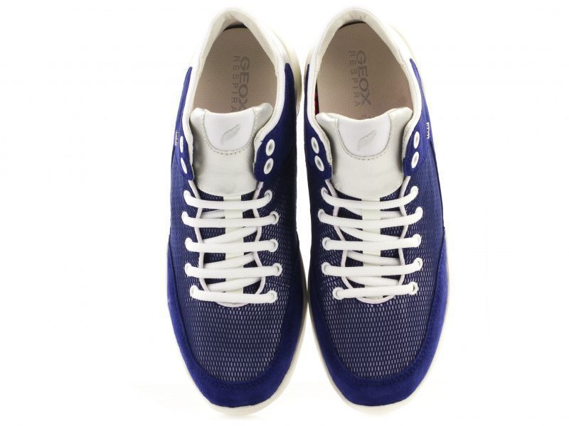 Кроссовки для женщин Geox D SFINGE A - NET+GOAT SUEDE XW3078 примерка, 2017