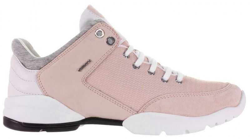 Кроссовки для женщин Geox D SFINGE A - NET+NAPPA XW3080 модная обувь, 2017