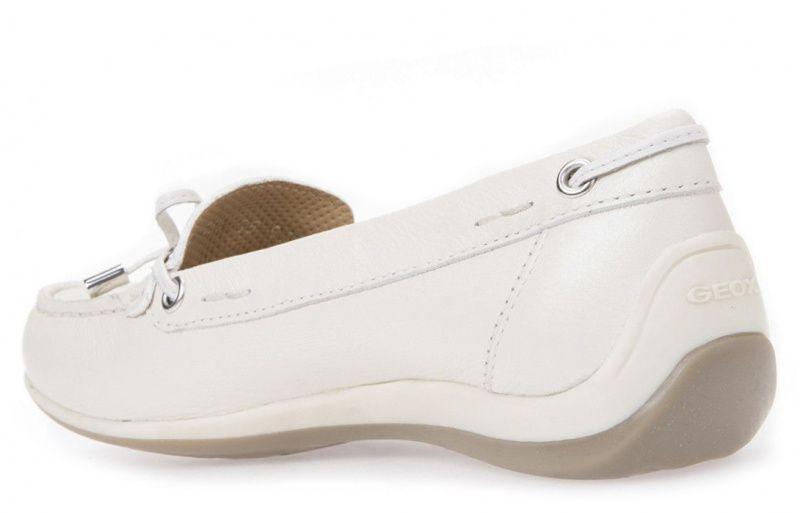 Мокасины для женщин Geox D YUKI A - VIT.PERL.BOTT. XW3083 размерная сетка обуви, 2017