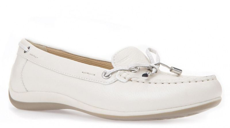 Мокасины для женщин Geox D YUKI A - VIT.PERL.BOTT. XW3083 брендовая обувь, 2017