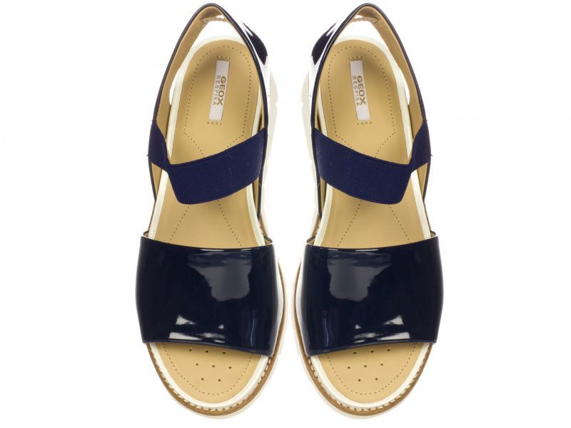 Сандалии женские Geox D DARLINE C - SYNT.PAT XW3094 брендовая обувь, 2017