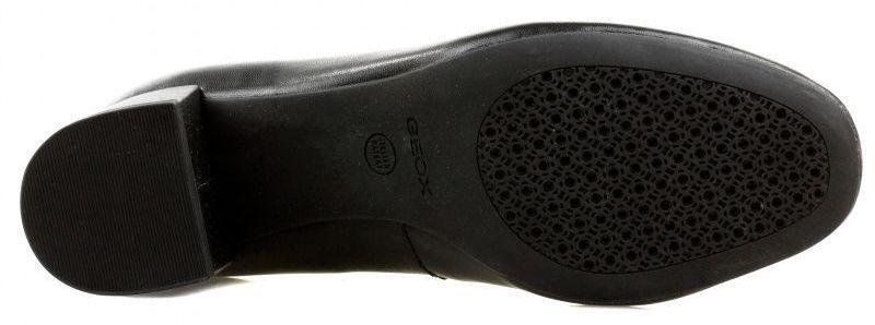 Туфли для женщин Geox D AUDALIES M. A - NAP.GOA.LEA XW3102 брендовая обувь, 2017