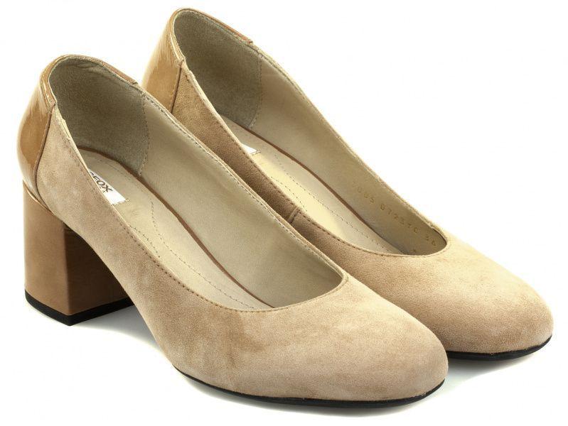 Туфли для женщин Geox D AUDALIES M.C - G.SU+ME.SY.PA XW3103 цена, 2017