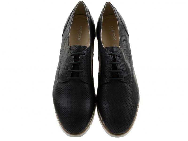 Полуботинки женские Geox D KOOKEAN G - NAPPA XW3124 модная обувь, 2017
