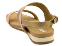 Сандалии для женщин Geox D FORMOSA C - GLIT.GOA+PRL.SYN D7293C-0SKNF-C8124 модные, 2017