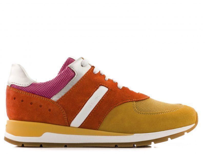 Кроссовки для женщин Geox D SHAHIRA A - SUEDE XW3143 брендовая обувь, 2017