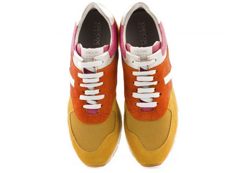 Кроссовки для женщин Geox D SHAHIRA A - SUEDE XW3143 модная обувь, 2017