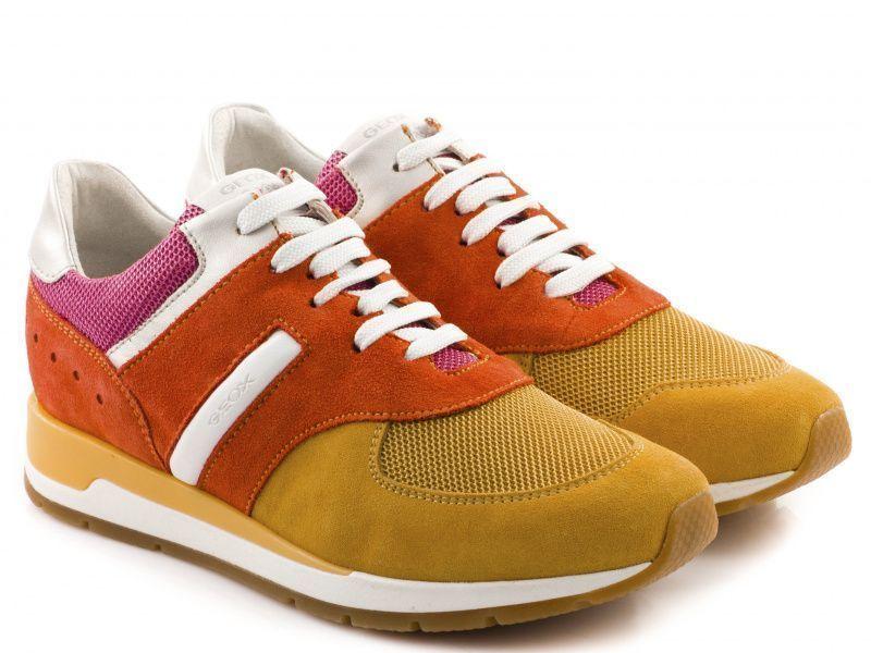 Кроссовки для женщин Geox D SHAHIRA A - SUEDE XW3143 цена обуви, 2017