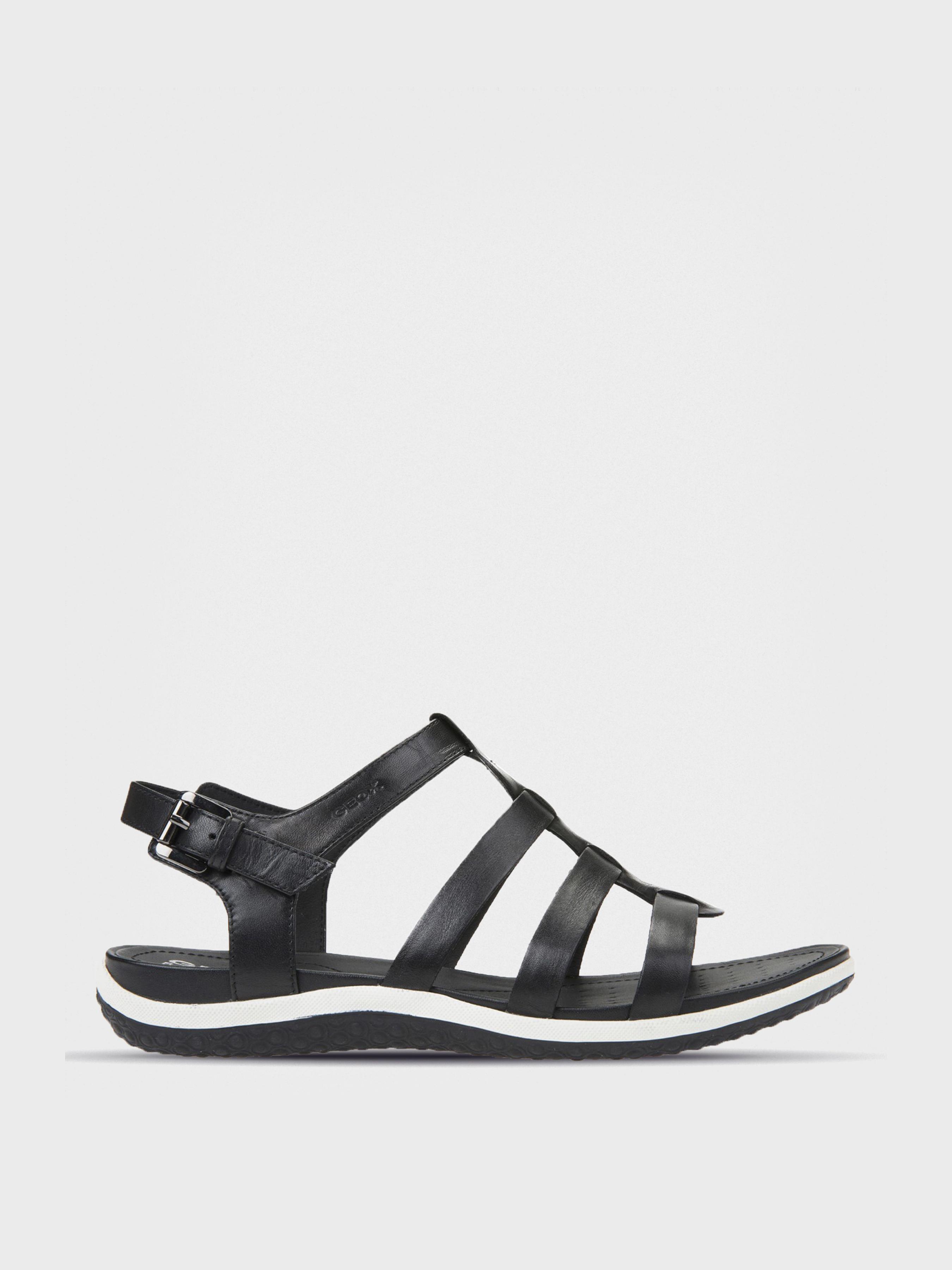 Сандалии женские Geox D SAND.VEGA A - VIT.LISCIO XW3156 модная обувь, 2017