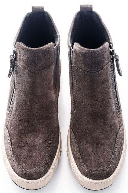 Ботинки женские Geox D BREEDA D742QA-00022-C9002 цена обуви, 2017
