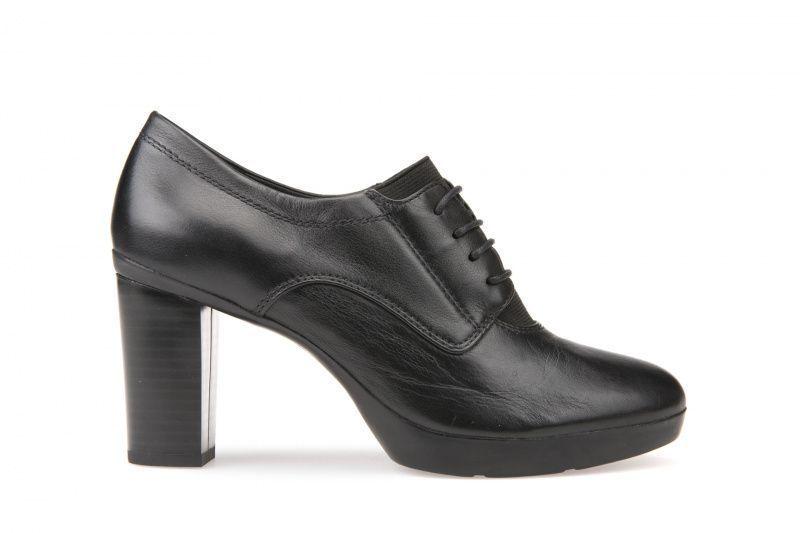 Черевики  для жінок Geox D INSPIRATION PLATEA D746AD-00085-C9999 взуття бренду, 2017