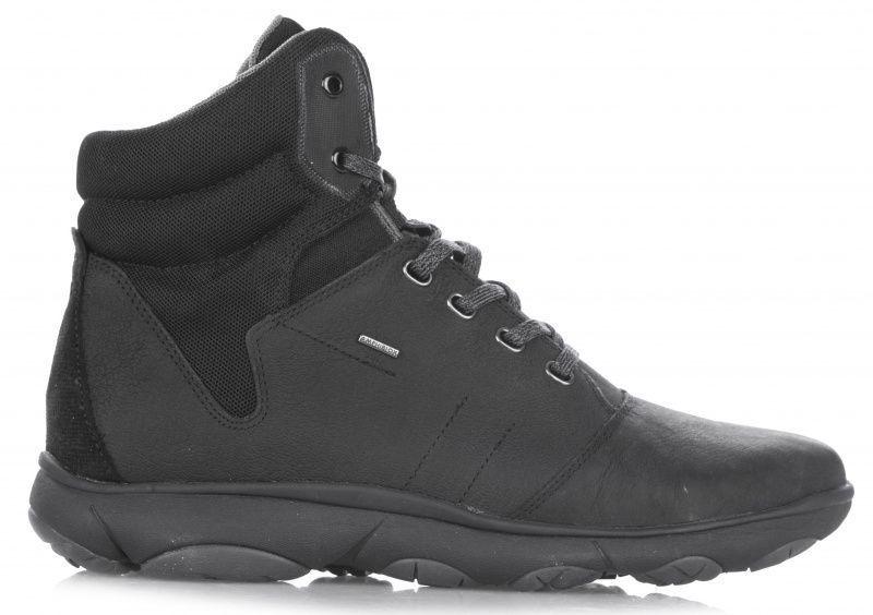 Купить Ботинки женские Geox D NEBULA 4 X 4 B ABX XW3207, Черный