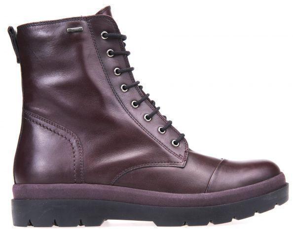 Купить Ботинки женские Geox D DORALIA B ABX XW3218, Бордовый