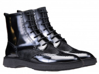 Ботинки для женщин Geox D PRESTYN D745WA-038PV-C9999 цена обуви, 2017