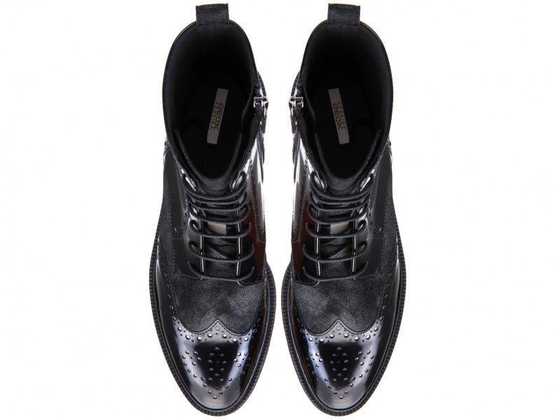Черевики  жіночі Geox D PRESTYN XW3225 розмірна сітка взуття, 2017