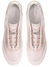 Кроссовки для женщин Geox D OPHIRA E - MESH+GEOBUCK XW3239 брендовая обувь, 2017