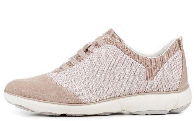 Кроссовки для женщин Geox D NEBULA C - TESS.MAGLIA+SCAM. XW3241 выбрать, 2017