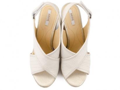 Босоножки для женщин Geox D JANIRA C - BUF.ST.INTR+V.SIN XW3253 обувь бренда, 2017