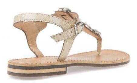 Сандалии женские Geox D SOZY A - VERN.ST.PIT. XW3255 брендовая обувь, 2017