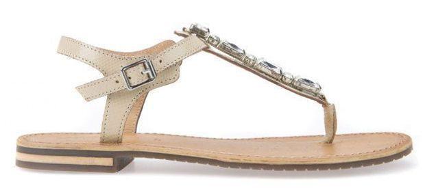 Сандалии женские Geox D SOZY A - VERN.ST.PIT. XW3255 цена обуви, 2017