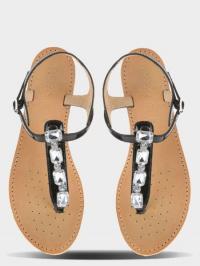 Сандалии для женщин Geox D SOZY A - VERN.ST.PIT. XW3256 размерная сетка обуви, 2017