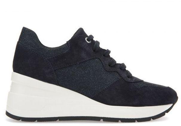 Ботинки для женщин Geox D ZOSMA C - SCAM.+TESS.GLITTER XW3267 брендовая обувь, 2017