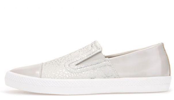 Слипоны для женщин Geox D GIYO B - SIN.ST.LEO+VIT.SIN XW3272 брендовая обувь, 2017