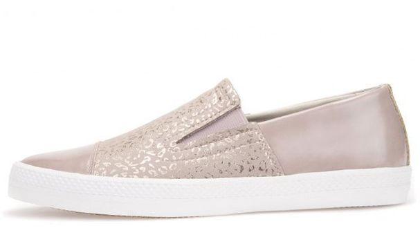 Слипоны для женщин Geox D GIYO B - SIN.ST.LEO+VIT.SIN XW3273 брендовая обувь, 2017