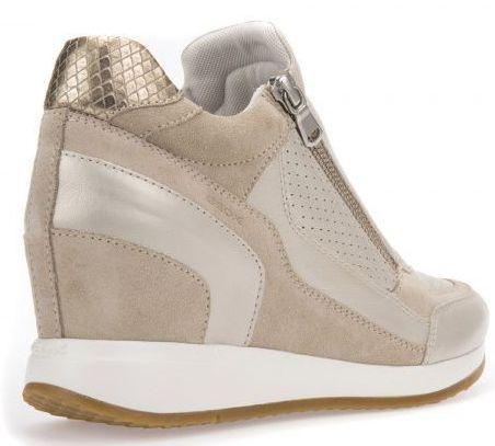Ботинки для женщин Geox D NYDAME A - VIT.PERL.+SCAM. XW3277 брендовая обувь, 2017