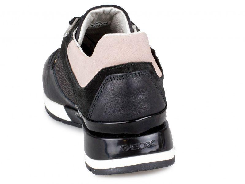 Кроссовки для женщин Geox D SHAHIRA B - NAPPA+SIN.ST.LEO XW3279 цена, 2017