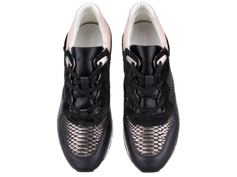 Кроссовки для женщин Geox D SHAHIRA B - NAPPA+SIN.ST.LEO XW3279 обувь бренда, 2017