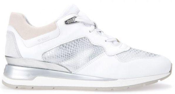 Кроссовки для женщин Geox D SHAHIRA B - NAPPA+MICROF.STA XW3280 примерка, 2017
