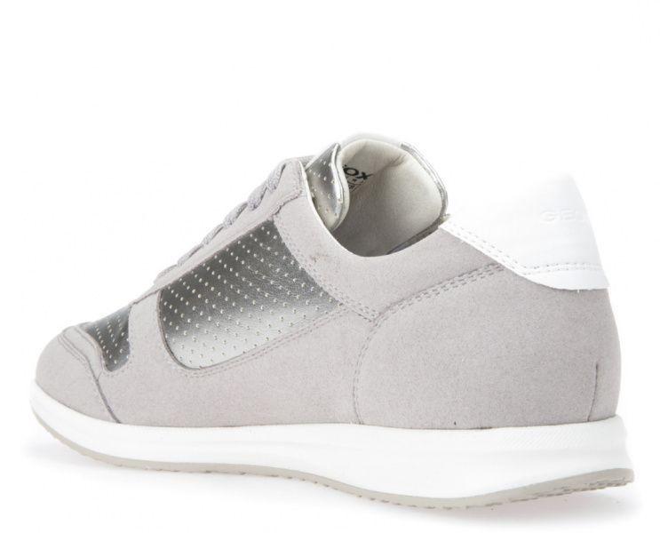 Кроссовки для женщин Geox D AVERY A - GBK PERL+SCAM.SINT XW3282 цена, 2017