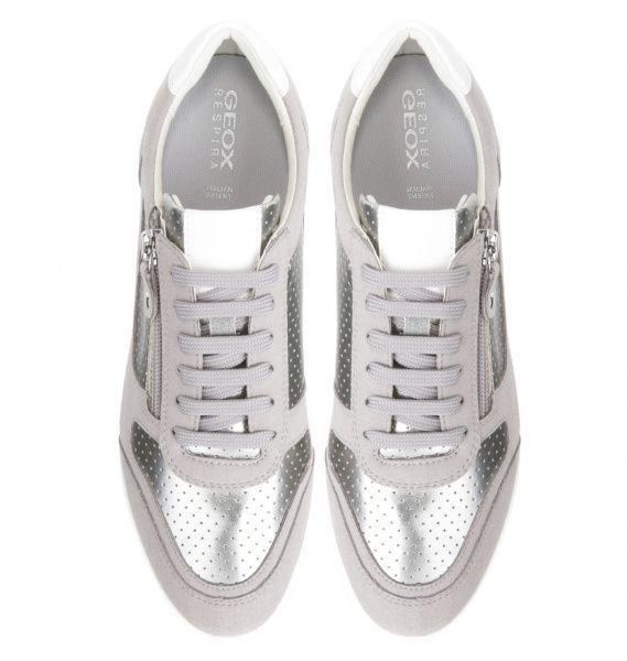Кроссовки для женщин Geox D AVERY A - GBK PERL+SCAM.SINT XW3282 обувь бренда, 2017